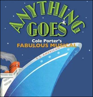 Anything Goes poster.