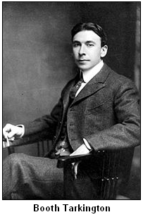 Booth Tarkington, author.