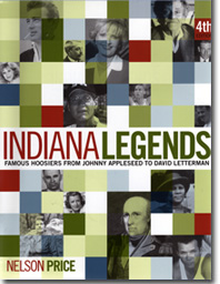 Indiana Legends book cover.