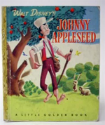 Johnny Appleseed book cover.