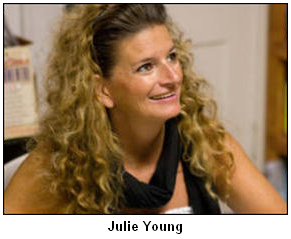 Julie Young.