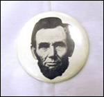 Lincoln button.