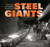 Steel Giants book cover.